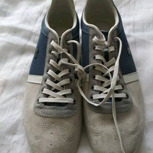 Lacoste Misano Casual Leather/Suede 12